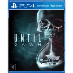 Foto Jogo Until Dawn PS4 Sony