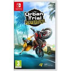 Jogo Urban Trial Playground Tatipé Nintendo Switch