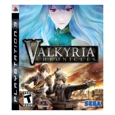 Foto Jogo Valkyria Chronicles PlayStation 3 Sega