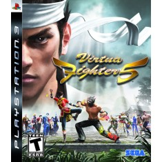 Foto Jogo Virtua Fighter 5 PlayStation 3 Sega