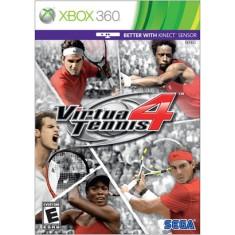 Jogo Virtua Tennis 4 Xbox 360 Sega
