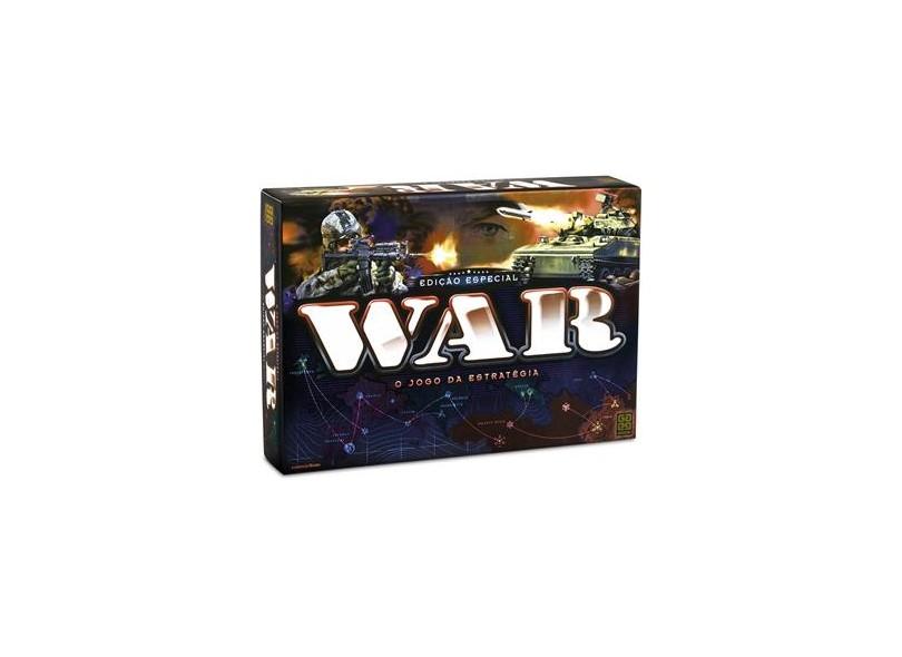 Jogo War Edicao Especial Grow Com O Melhor Preco E No Zoom