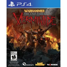 Foto Jogo Warhammer End Times Vermintide PS4 Nordic Games