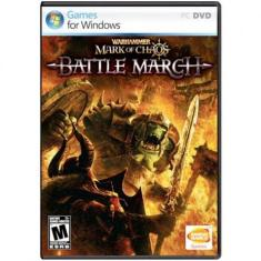 Jogo Warhammer Mark of Chaos Battle March Windows Namco