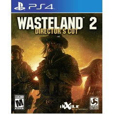 Foto Jogo Wasteland 2 Director's Cut PS4 Deep Silver