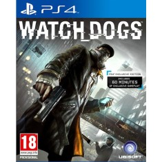 Jogo Watch Dogs PS4 Sony