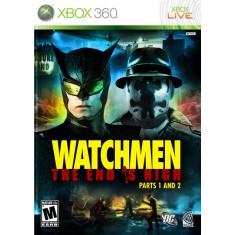 Foto Jogo Watchmen The End is Nigh Parts 1 and 2 Xbox 360 Warner Bros