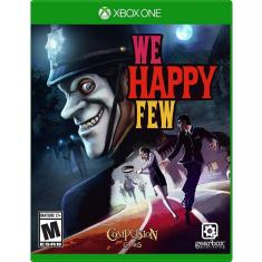 Jogo We Happy Few Xbox One Gearbox
