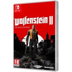 Jogo Wolfenstein 2 Bethesda Nintendo Switch