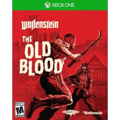 Foto Jogo Wolfenstein The Old Blood Xbox One Bethesda