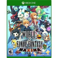 Jogo World of Final Fantasy Maxima Xbox One Square Enix
