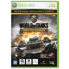 Foto Jogo World of Tanks Xbox 360 Microsoft