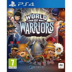 Jogo World Of Warriors PS4 Sony