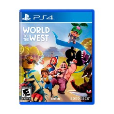 Foto Jogo World to the West PS4 Soedesco