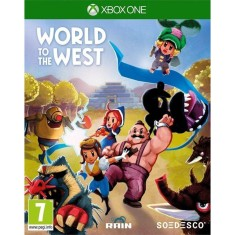 Foto Jogo World to the West Xbox One Soedesco