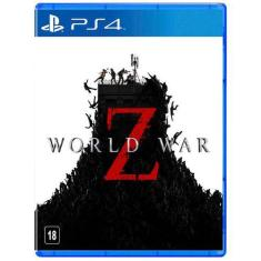 Jogo World War Z PS4 Mad Dog