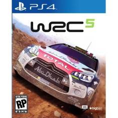 Jogo WRC 5 PS4 Big Ben