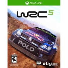 Jogo WRC 5 Xbox One Big Ben