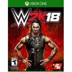 Jogo WWE 2K18 Xbox One 2K