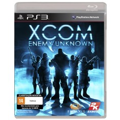 Foto Jogo XCOM: Enemy Unknown PlayStation 3 2K