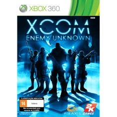 Foto Jogo XCOM: Enemy Unknown Xbox 360 2K