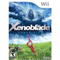 Jogo Xenoblade Chronicles Wii Nintendo