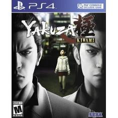 Jogo Yakuza Kiwami PS4 Sega