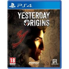 Jogo Yesterday Origins PS4 Micro Mobility