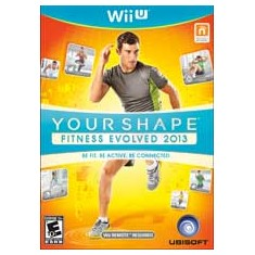 Jogo Your Shape 2013 Wii U Ubisoft