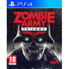 Jogo Zombie Army Trilogy PS4 Rebellion