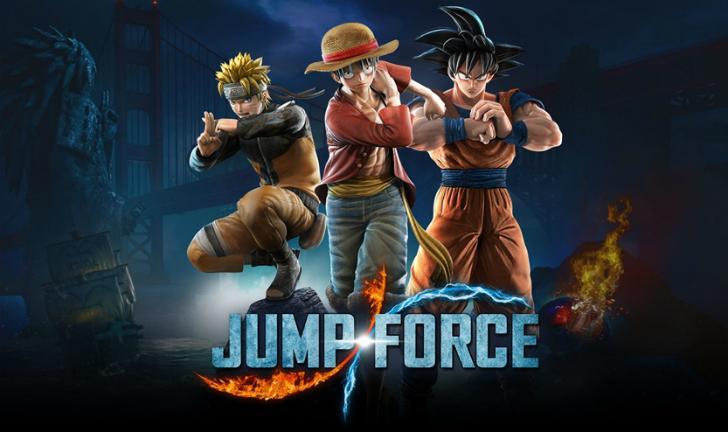 Jump Force estreia para comemorar 50 anos de lançamento dos animes da Weekly Shonen Jump