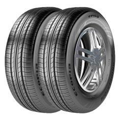 Kit 2 Pneus para Carro Bridgestone Ecopia EP150 Aro 15 185/65 88H