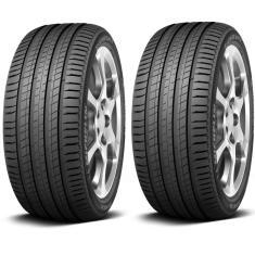 Kit 2 Pneus para Carro Michelin Latitude Sport 3 Aro 18 255/55 109V