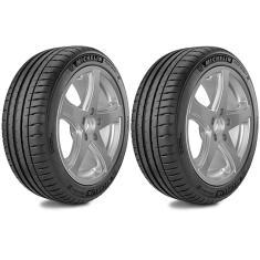 Kit 2 Pneus para Carro Michelin Pilot Sport 4 Aro 17 205/45 88Y