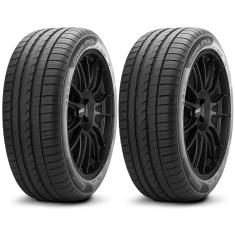 Kit 2 Pneus para Carro Pirelli Cinturato P1 Plus XL Aro 17 205/40 84W