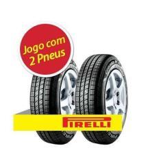 Kit 2 Pneus para Carro Pirelli Cinturato P4 Aro 15 175/65 84T