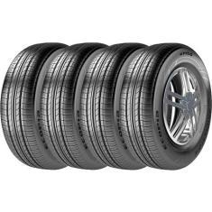 Kit 4 Pneus para Carro Bridgestone Ecopia EP150 Aro 15 185/65 88H