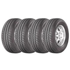 Kit 4 Pneus para Carro General Tire Evertrek RT Aro 13 165/70 79T