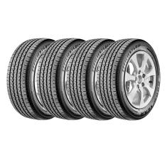 Kit 4 Pneus para Carro Goodyear Efficientgrip Performance Aro 16 185/55 83V