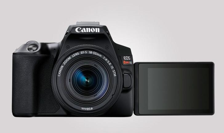 Lançamento Canon EOS 250D: conheça a câmera DSLR mais leve da marca