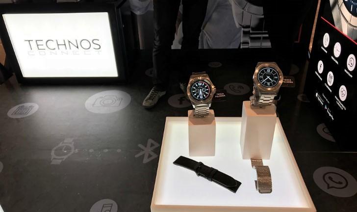 Lançamento Connect Full Display  conheça o smartwatch da Technos 1c27fe5a88