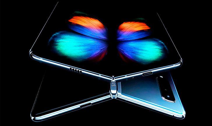 Lançamento do Galaxy Fold: Samsung anuncia seu primeiro celular dobrável