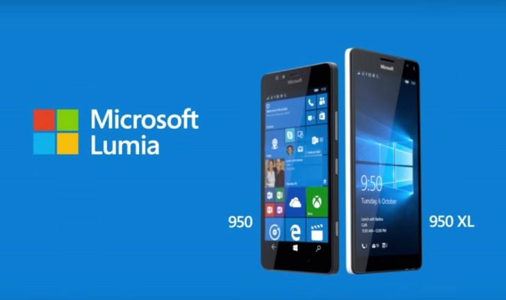 Lançamento do Lumia 950 e do Surface Book são destaque em evento da Microsoft