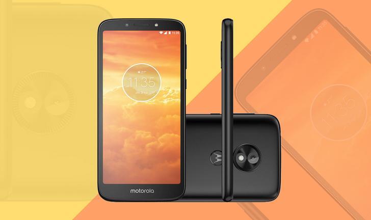 Lançamento do Moto E5 Play com Android Go: veja preço e ficha técnica