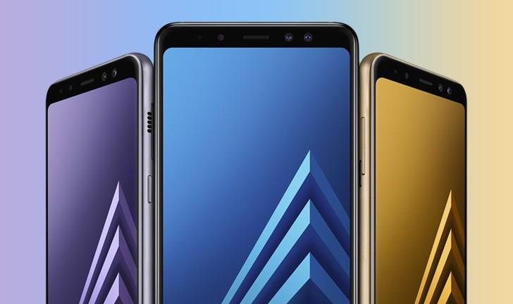 Lançamento Galaxy A8 e Galaxy A8+: novos celulares intermediários com tela infinita