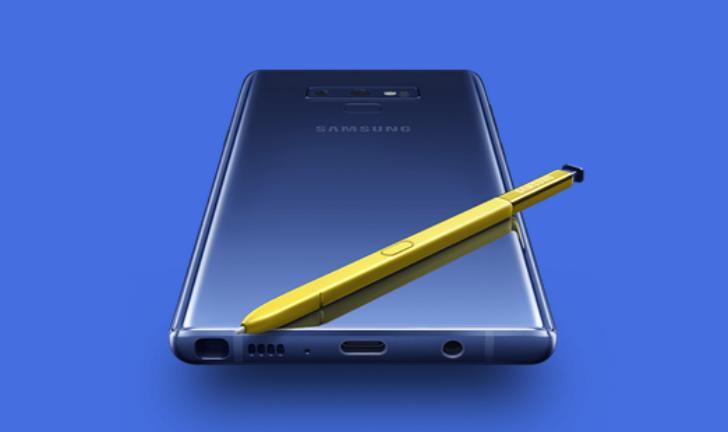 Lançamento Galaxy Note 9: confira a ficha técnica do novo phablet Samsung