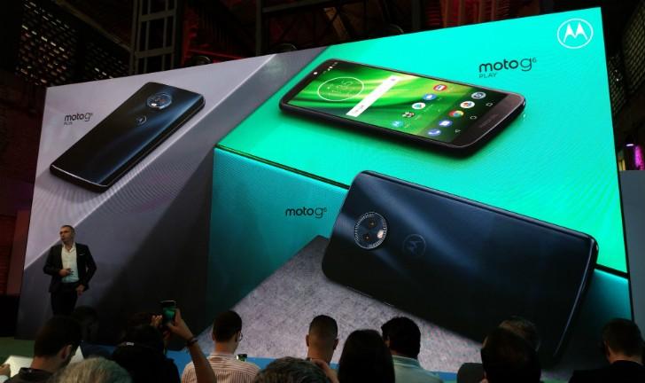 20fdb411f Lançamento Moto G6  confira tudo sobre a nova linha Moto G