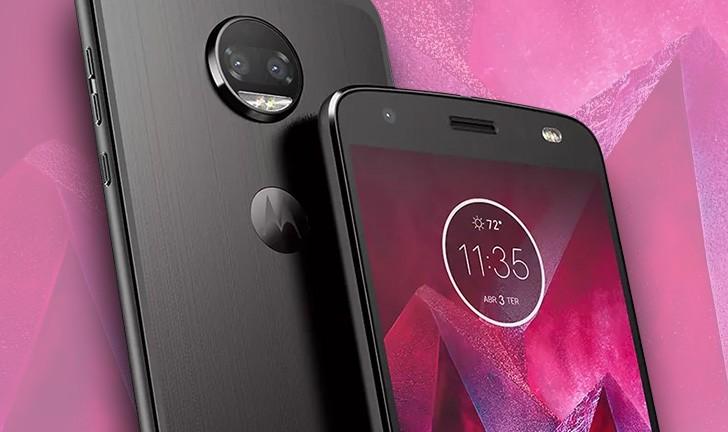 Lançamento Moto Z2 Force: conheça o celular com tela inquebrável