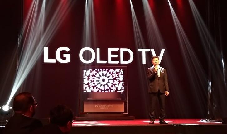 Lançamento OLED TV LG: conheça as novas TVs da LG em 2018