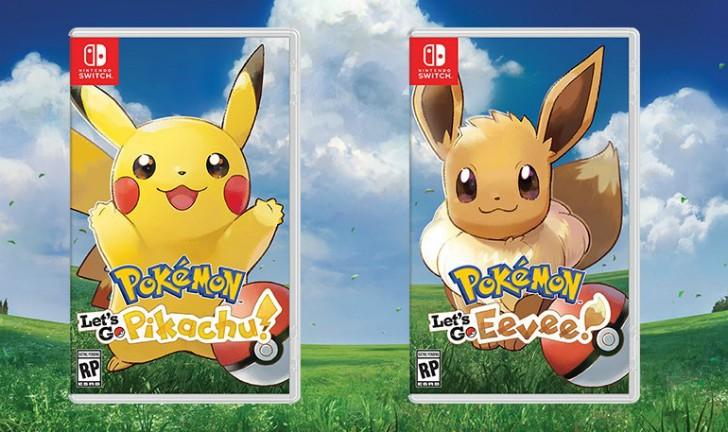 Lançamento Pokémon Let's Go: tudo sobre o game que integra celulares ao Nintendo Switch